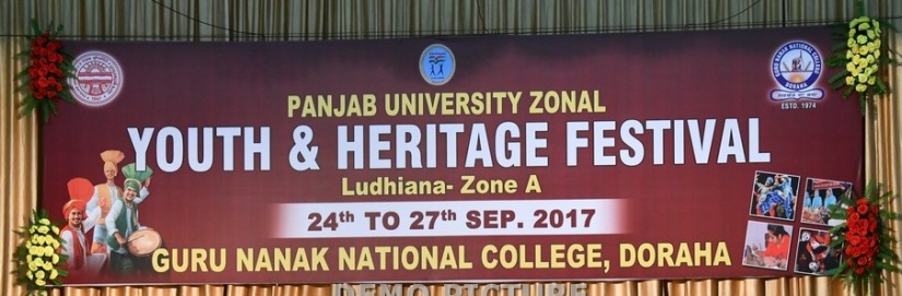 YOUTH & HERITAGE FESTIVAL (LUDHIANA-ZONE A)